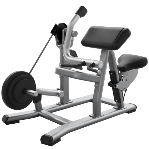 Precor Discovery Plate-Loaded Biceps Curl