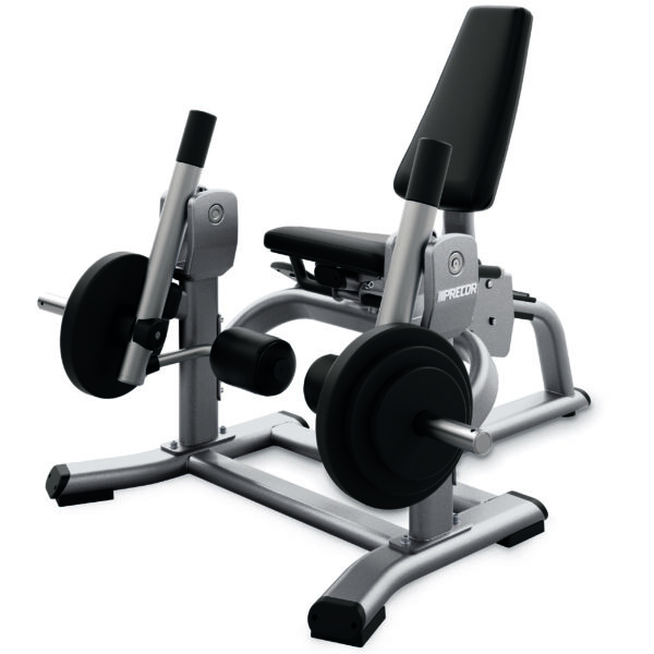 Precor Discovery Plate-Loaded Leg Extension