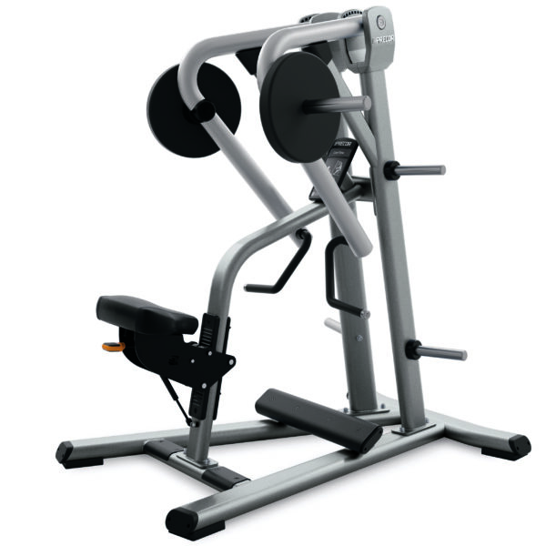 Precor Discovery Plate-Loaded Low Row