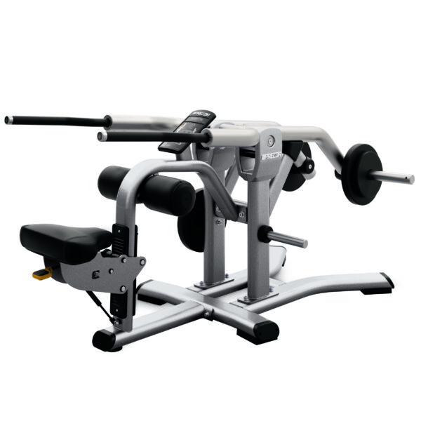 Precor Discovery Plate-Loaded Seated Dip