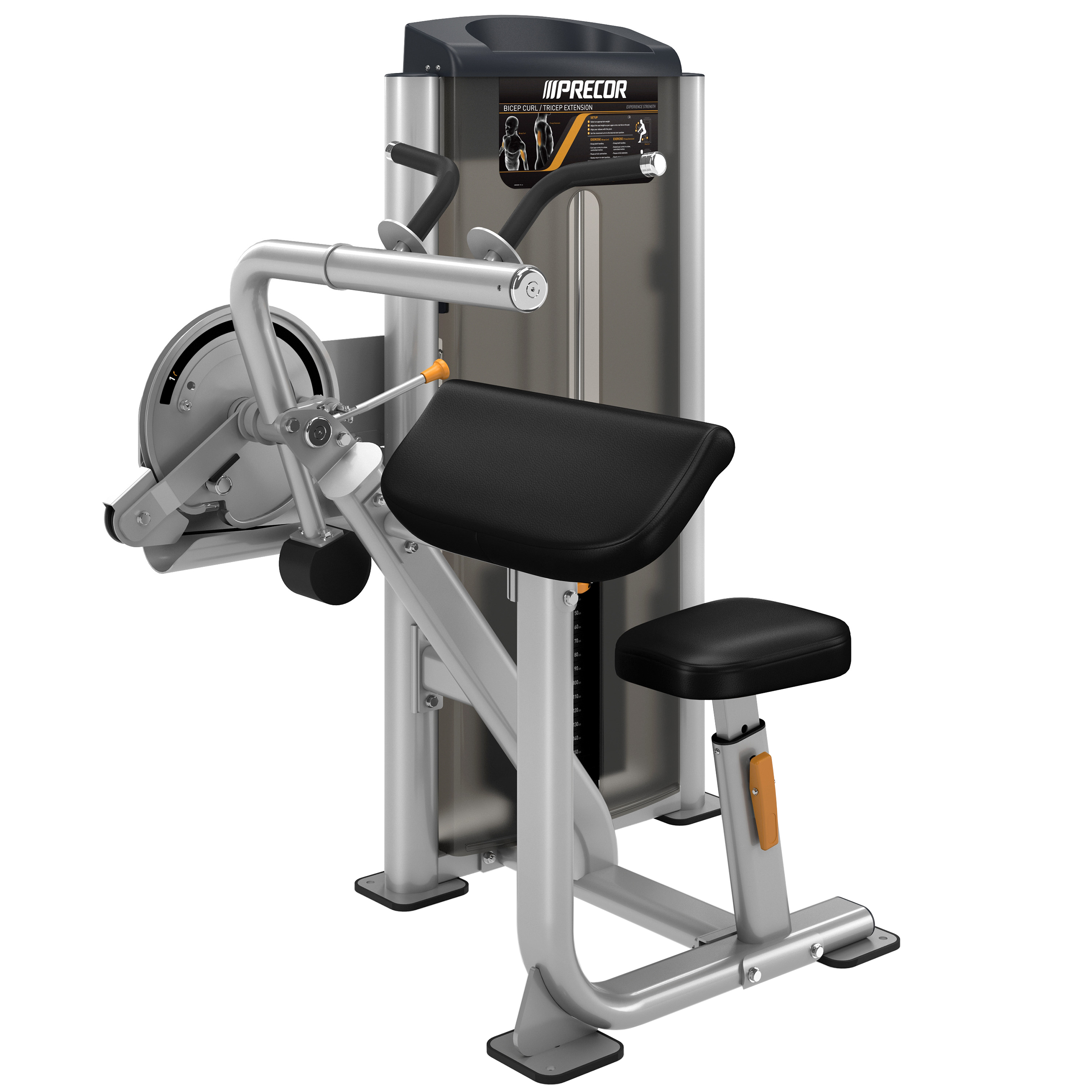 Precor Vitality Biceps Curl/Triceps Extension