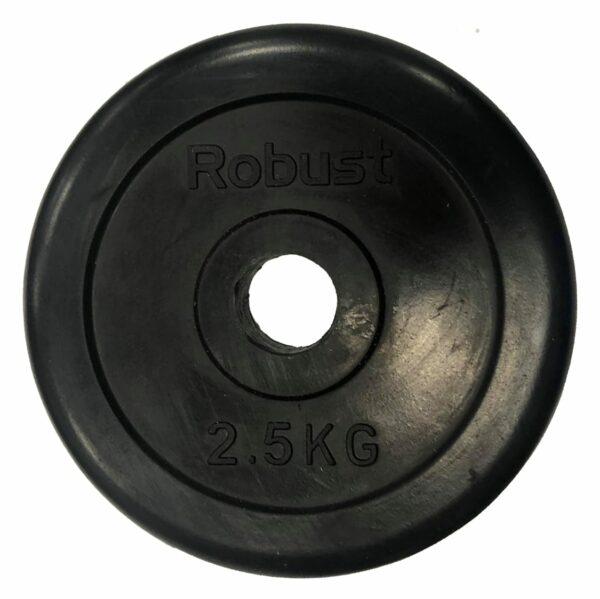 31 mm-es Gumis tárcsasúly 10 kg